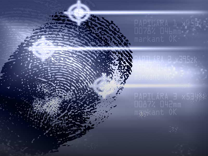 Biometric Fingerprint Readers