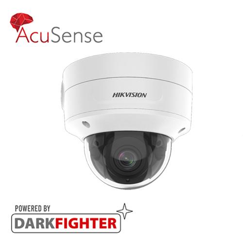 External Dome CCTV Camera, Hikvision, Darkfighter