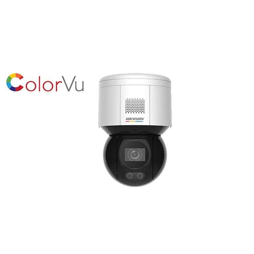 4MP ColorVu PTZ CCTV Camera