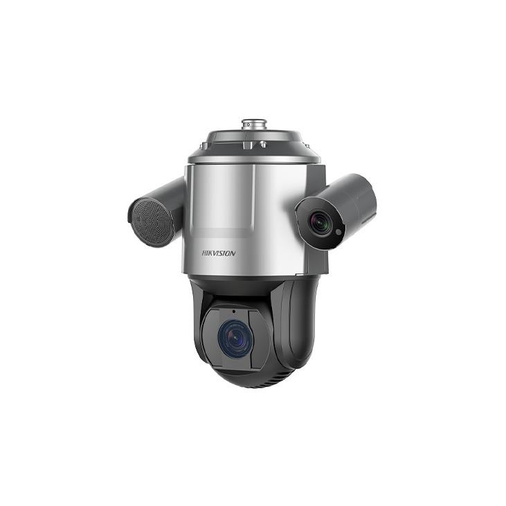 Hikvision Smart-Linkage 4MP PTZ CCTV System